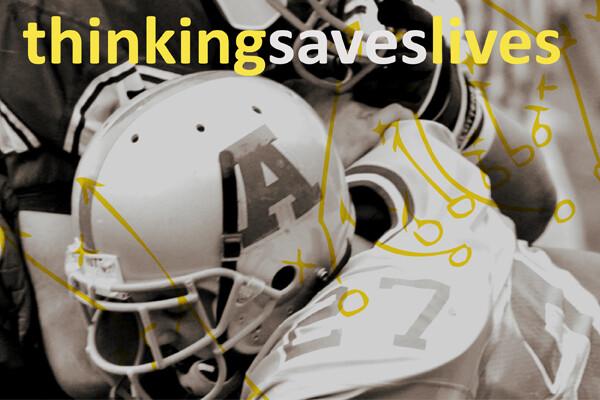 thinking saves lives